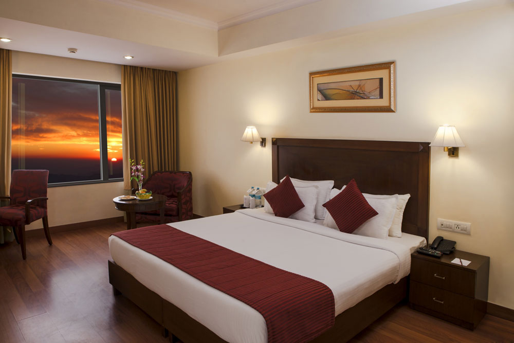 Premium hotel rooms in ranchi